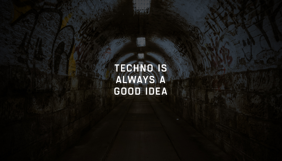 Tumblr Techno Quotes